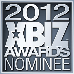 Stockroom.com Nominated for 7 Xbiz Awards