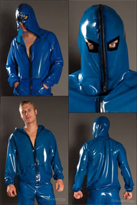 Click for more info on Latex Executioner Hoodie