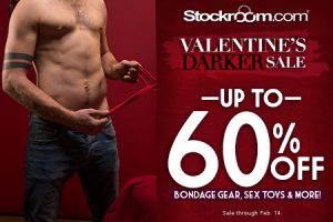 Shop our Valentine's Darker Sale!